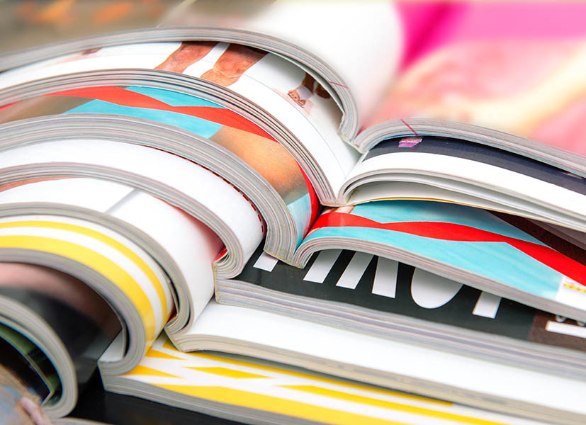 offset printing catalogs