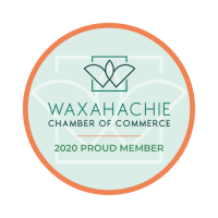 Waxahachie Chamber of Commerce member trust badge